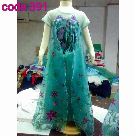 Gaun Pesta Frozen Manik Anak jual baju frozen gaun elsa newhairstylesformen2014