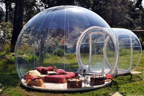 bubble tent tents not just for cing anymore