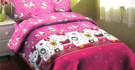 Bedcover Mickey Mouse Fata 180x200 1 sprei dan bed cover motif hello nafha shop collection