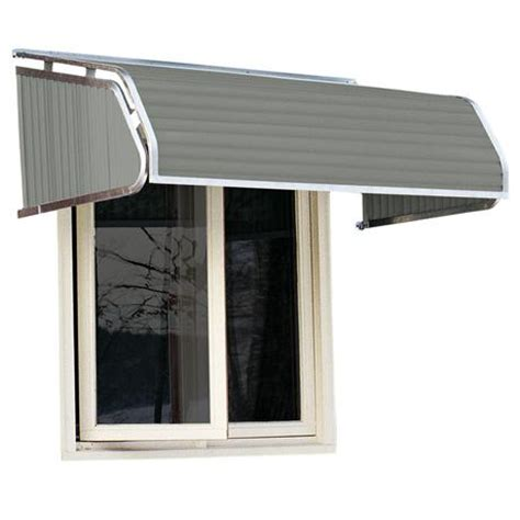 Aluminium Window Awnings by Nuimage Series 4500 Aluminum Window Awning Aluminum