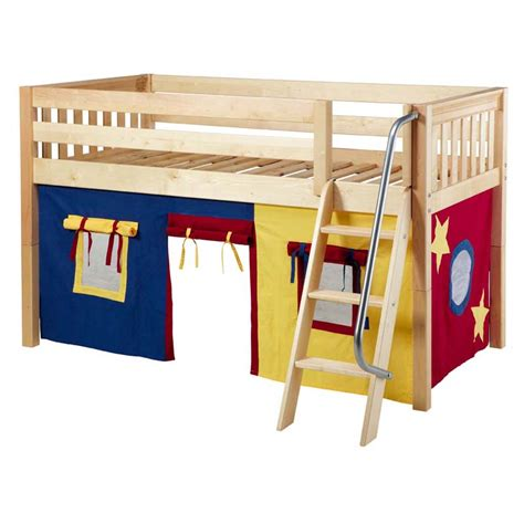 loft bed tent easy rider low loft bed with primary tent