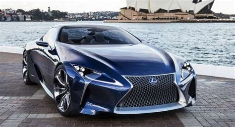 lexus sport car lexus sports car review on 2017 lexus lc 500 coupe