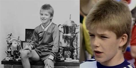 biography of david beckham s childhood david beckham story bio facts networth family auto