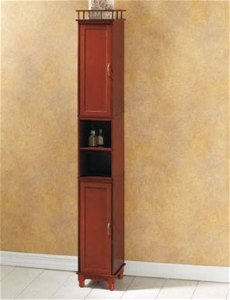 narrow bathroom storage cabinet choozone
