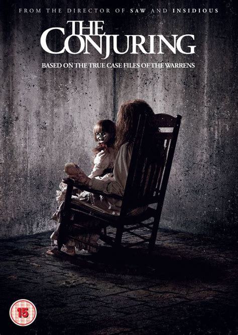 biography of movie the conjuring the truth behind horror movie annabelle creation a real