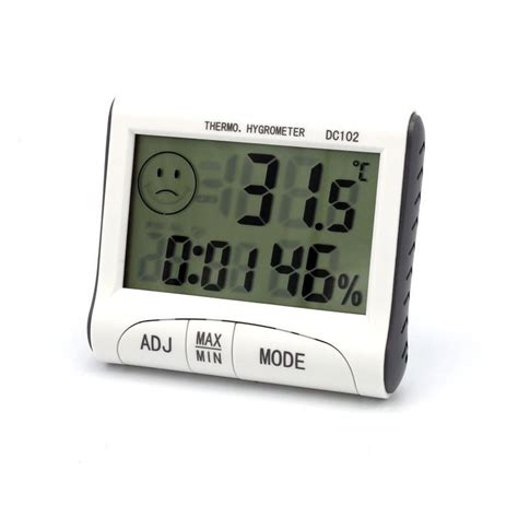 Room Temperature In K by Mini Digital Thermometer Humidity Meter Room Temperature