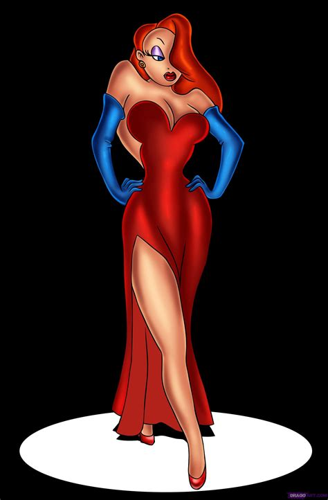 jessica rabbit clipart disney jessica