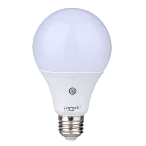 automatic light bulbs dusk to smart led light bulb energy save automatic