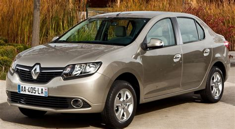2016 Renault Symbol Ii Pictures Information And Specs