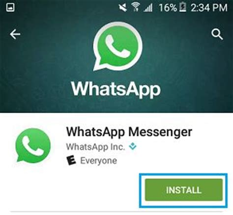 how to install whatsapp on android how to reinstall whatsapp on android phone without losing messages