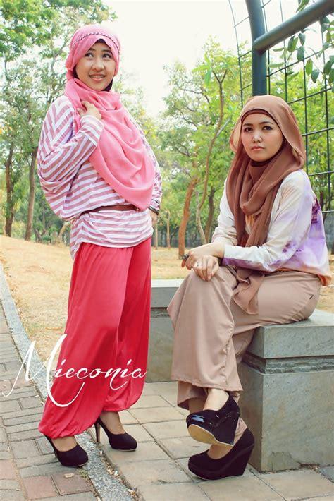 Dress Tanpa Lengan Dengan Aksen Kalung J08013 1 kiat cantik dengan style busana muslim and style