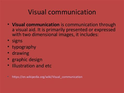 visual communication design wikipedia history of communication saranti