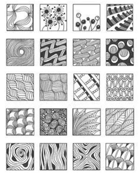 zentangle patterns for beginners sheets bing images zentangle patterns for beginners google search