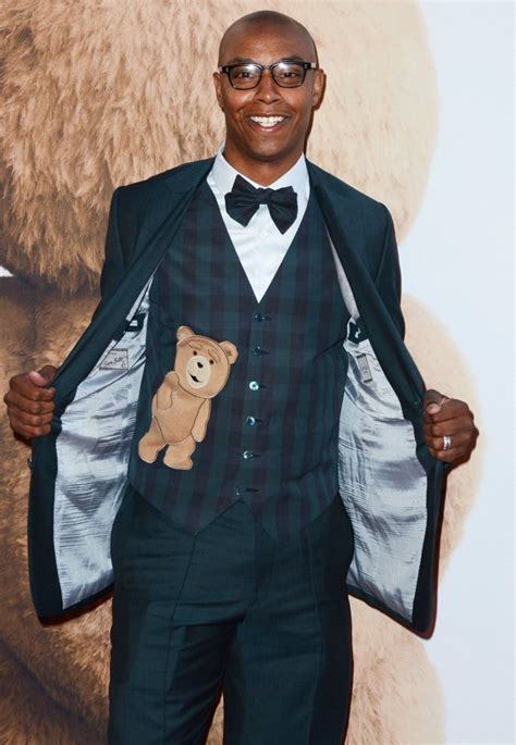 caron butler caron butler picture 1 ted 2 new york premiere red
