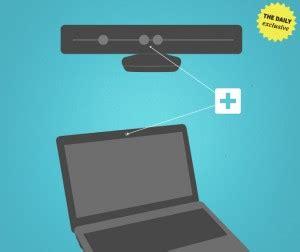 Microsoft Kinect Di Indonesia microsoft kinect akan segera terintegrasi dengan laptop