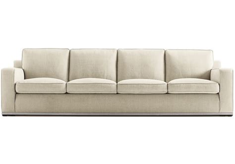 4 seater couches imprimatur 4 seater sofa maxalto milia shop