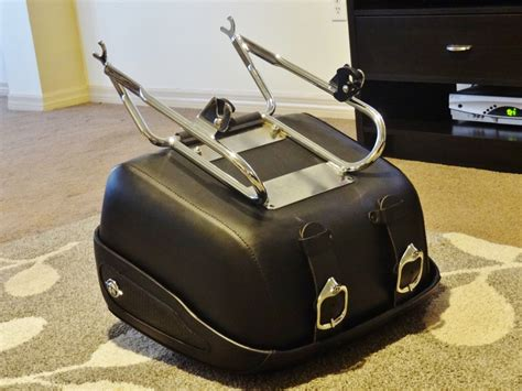 Used Harley Davidson Tour Pack by Wholesaleingfla Real Hd Harley Tour Pak Pack Luggage