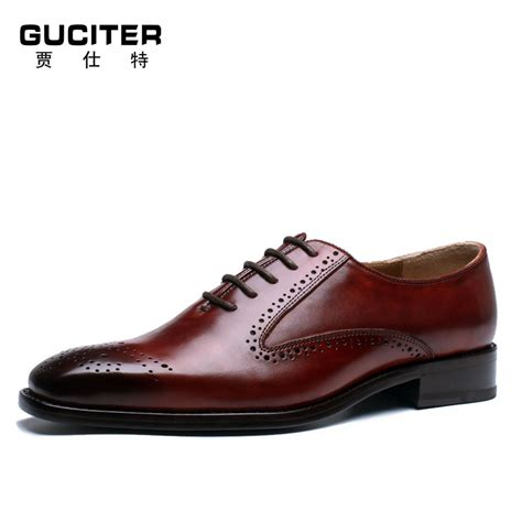 italian leather shoes italian s leather shoes brush color goodyear welt shoes custom high end business pointed toe