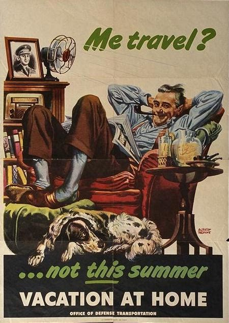 8 Great Novels To Read On Vacation by Two And A Farm Vintage Poster Sunday Vacation