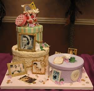 We made this giant cake for a surprise 80th birthday party just after