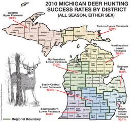 Michigan Dmu Map by Michigan S 2011 Deer Forecast Game Amp Fish