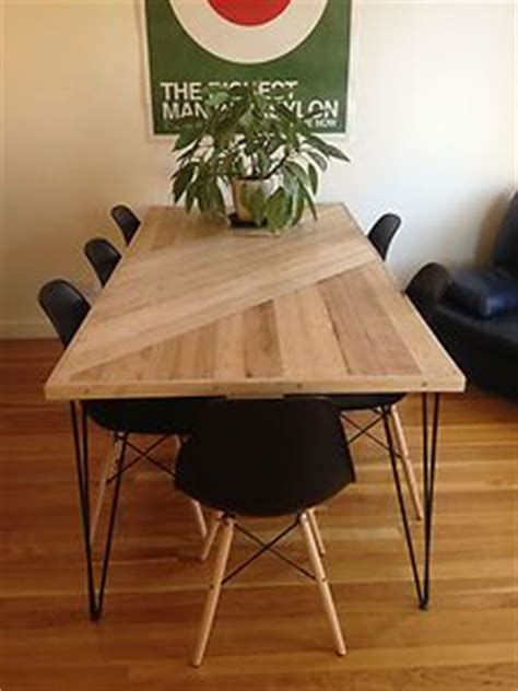 Handmade Dining Tables Melbourne - handmade in melbourne recycled timber dining table desk