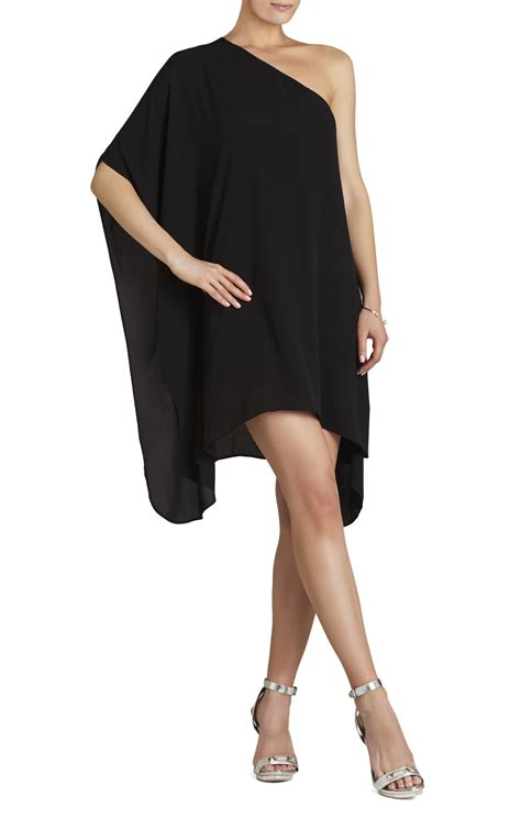 draped dress bcbgmaxazria alana side draped dress bcbg com