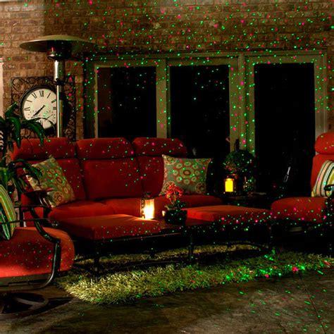 House Decoration Waterproof Christmas Laser Light House Light Projector