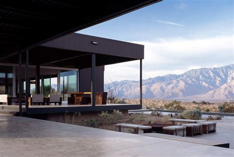 modern desert home design modular desert house in california modern house designs