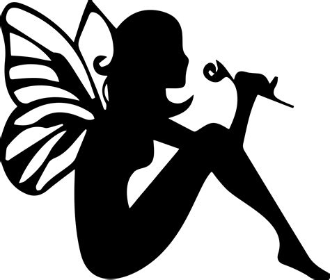 free silhouette images free stock photo of fairy silhouette vector file public