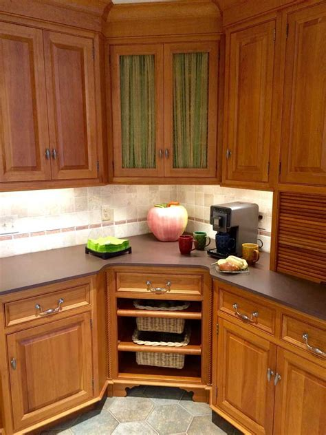 corner kitchen cabinet storage solutions 5 solutions for your corner cabinet storage needs mother