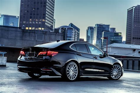 tlx rims gallery 2015 acura tlx on vossen vfs2 wheels acura