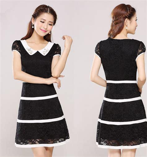 Dress Bigsize L Xl 2xl 3xl 4xl 5xl 2015 summer new sleeve lace a line one dress plus size large size s m l xl 2xl