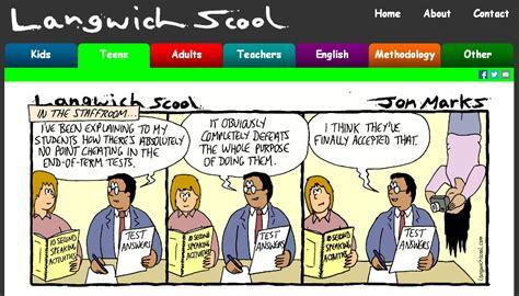 Imagenes Comicas Ingles | langwich scool p 225 gina de vi 241 etas c 243 micas para profesores
