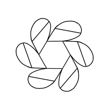 moldes de rosas para imprimir para fundas para celular molde para hacer flores de papel imagui