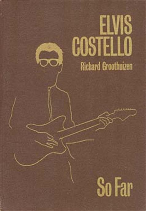 the elvis costello home page books