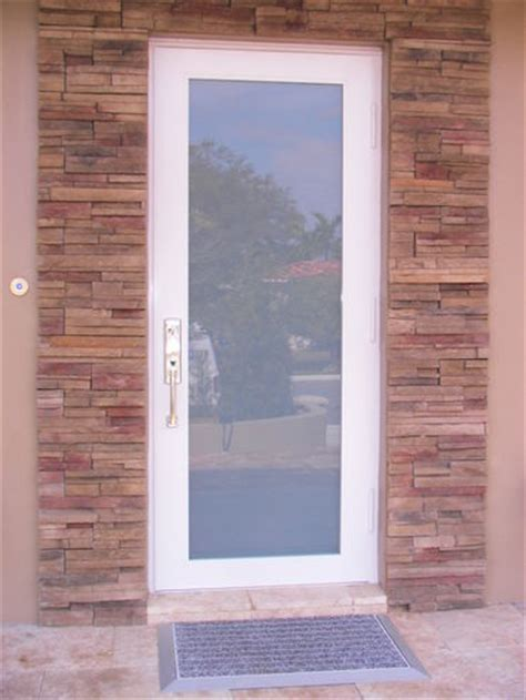 Impact Glass Entry Doors Impact Front Doors Gallery Prostormprotection