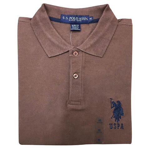 Polo T Shirtkaos Kerahbaju 1 mens polo tshirt original top designer summer t shirt sleeve pony cotton ebay