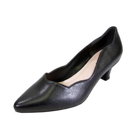 peerage makenzie women extra wide width dress shoes black