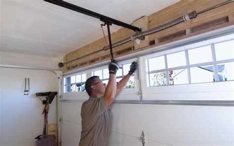 Install Garage Overhead Doors In Your New Home Installing Overhead Garage Door