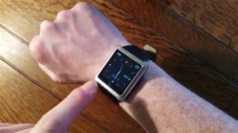 Smartwatch U10 U10 U Bluetooth Smartwatch Unboxing And Demo