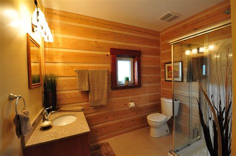 bathroom log log cabin bathrooms pictures romantic bedroom ideas