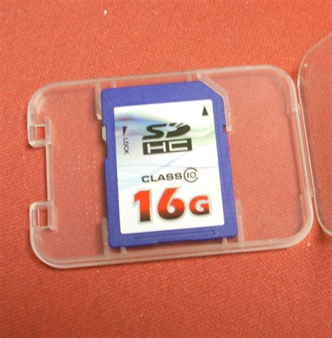 Memory Card Canon 600d 16gb sd hc class 10 memory card for canon eos 1100d 1d iv 600d f x3 x4 ebay