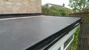 Rv Garage Doors firestone epdm rubber roofing in leicester