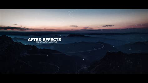 Simple Parallax Slideshow Abstract Envato Videohive After Effects Templates Adobe After Effects Templates Envato