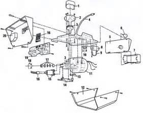 Chamberlin Garage Door Opener Parts Craftsman 139 53970srt Garage Door Opener Parts