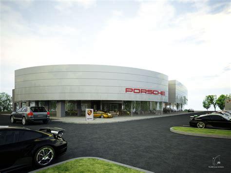 porsche dealership porsche exchange is building a brand new state of the art