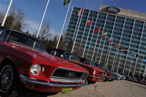 ford motor employee payroll
