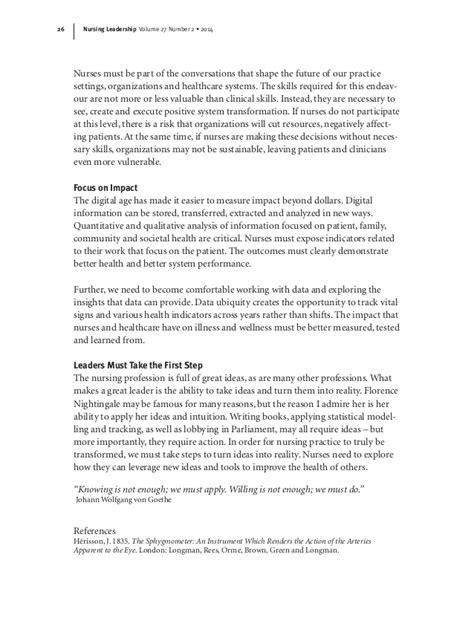Nursing Leadership Essay by Nursing Leadership Essay Topics Docoments Ojazlink