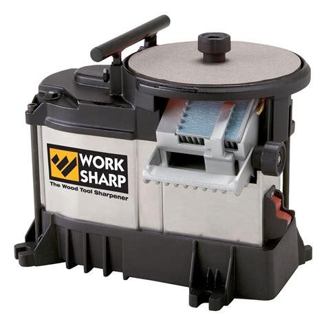 sharpening systems woodworking tools work sharp 3000 wood tool sharpener worksharp ws3000